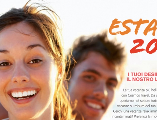 Cosmos Travel › catalogo
