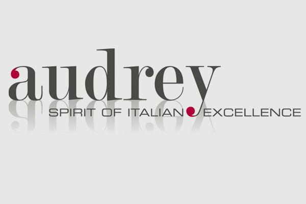 Progettazione logo marchio Audrey | alexiamasi.com