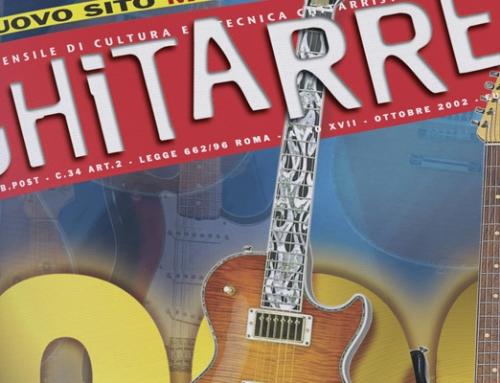 Chitarre › riviste
