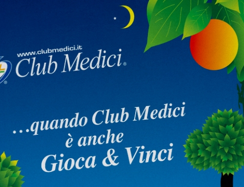 Club Medici › pieghevole