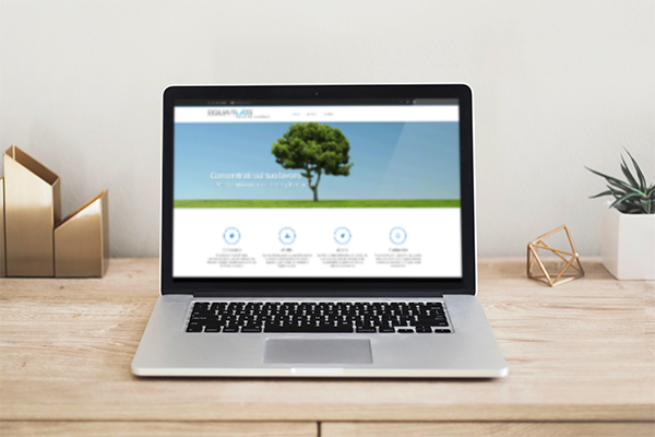 Realizzazione sito web Equarlaes | alexiamasi.com