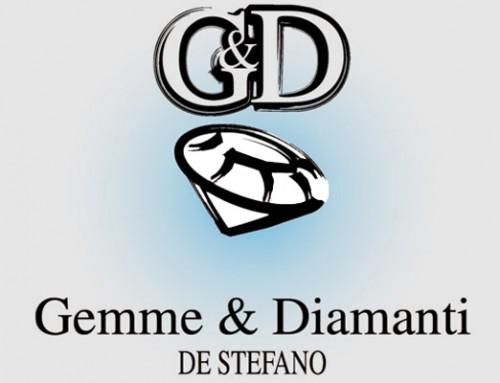 Gemme & Diamanti › logo e immagine coordinata