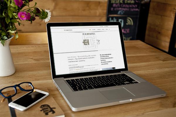 Realizzazione sito web Iura et Arma | alexiamasi.com