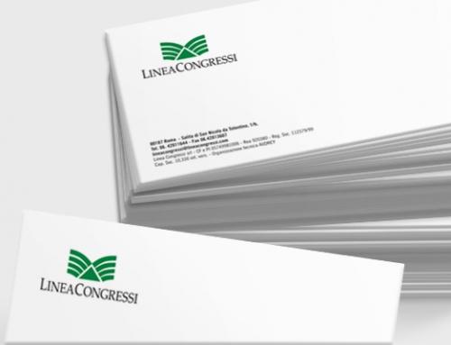 Linea Congressi › logo e immagine coordinata