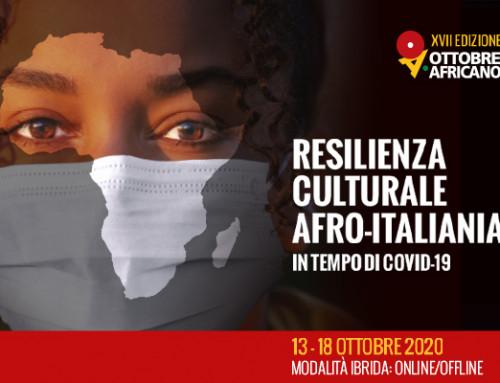 Ottobre Africano 2020 › creatività eventi