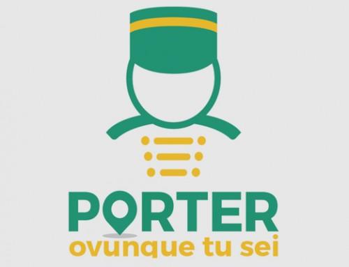 Porter › logo e immagine coordinata