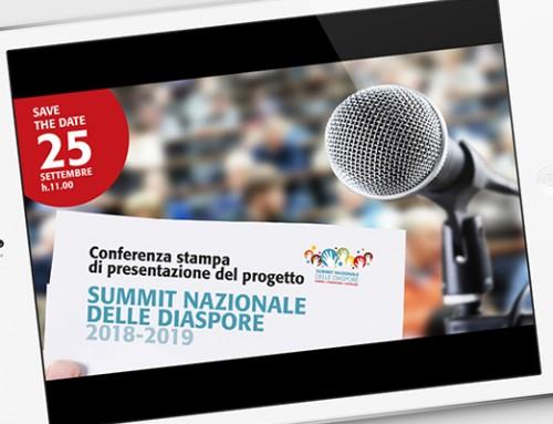 Summit Nazionale delle Diaspore 2018 › creatività eventi