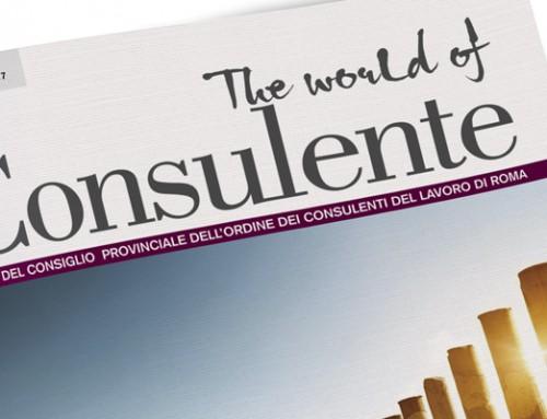 The World of il Consulente › riviste
