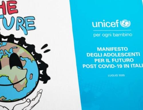 Unicef › Brochure