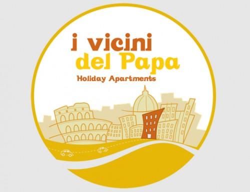 Vicini del Papa › logo e immagine coordinata